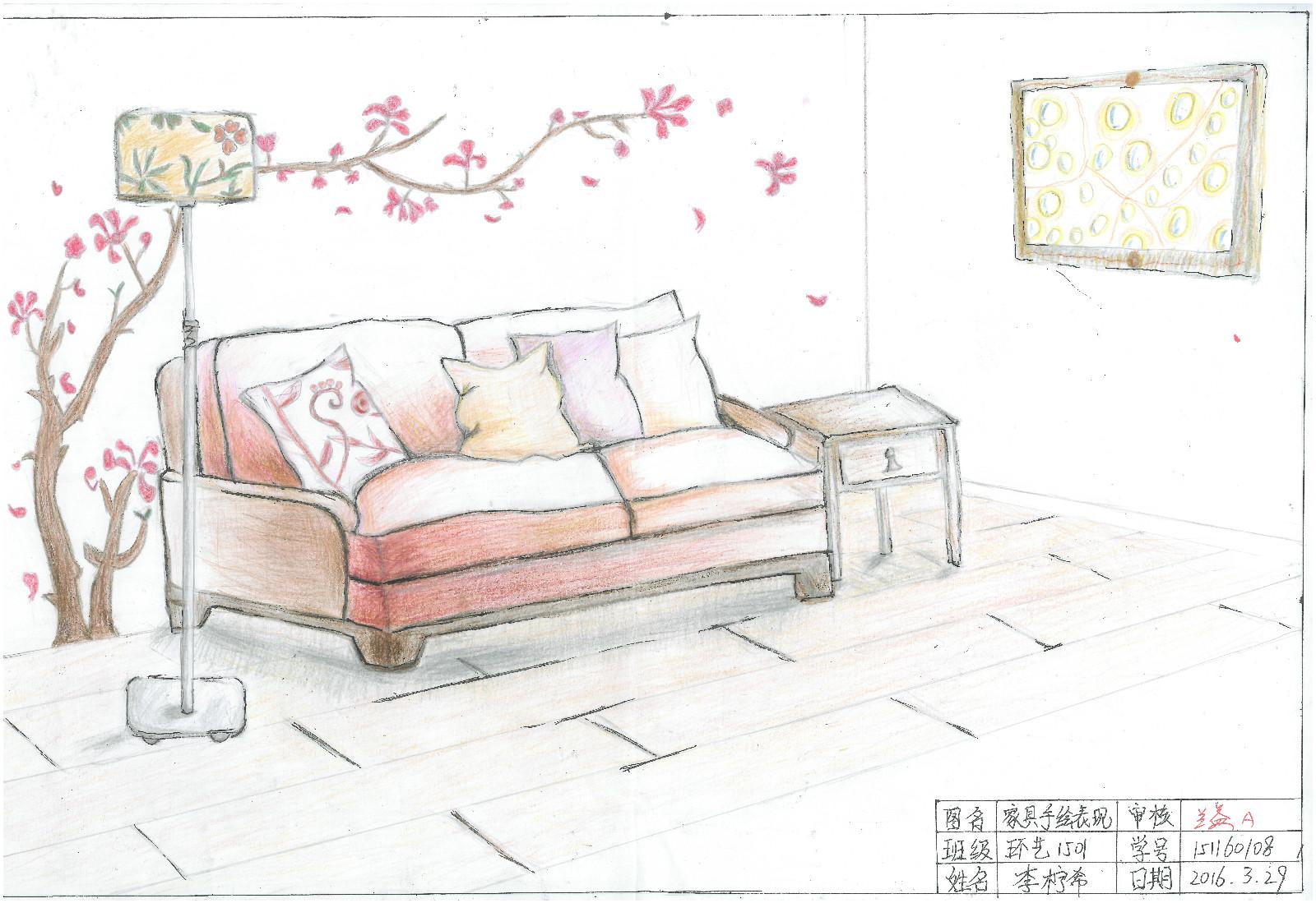 产品马克笔手绘图片马克笔手  植物单体马克笔手绘内容|植物单体马克